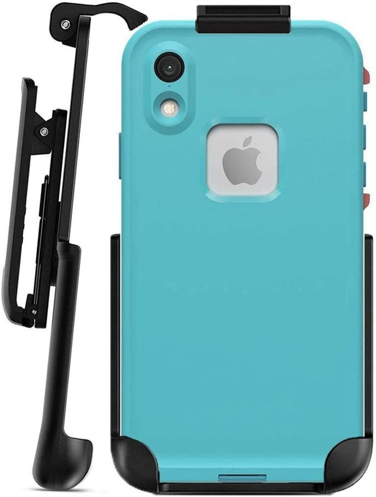 Encased Belt Clip Holster - Compatible with Lifeproof Fre Series - iPhone XR 6.1