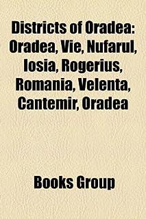Districts of Oradea: Oradea, Vie, Nuf Rul, IO Ia, Rogerius, Romania, Velen A, Cantemir, Oradea
