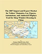 The 2007 Import and Export Market for Tailors' Dummies, Lay Figures, Automatons, and Animated Displays Used for Shop Window Dressing in China