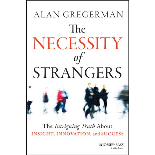 The Necessity of Strangers audiobook cover art