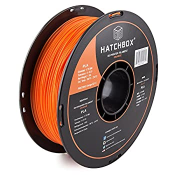 Best pla filament 1 75mm orange Reviews