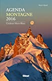 Agenda montagne 2016 - Couleurs Mont-Blanc