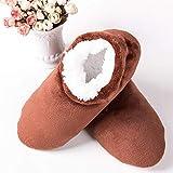 Zapatillas Casa Hombre Mujer Zapatillas De Invierno para Hombre, Zapatillas De...