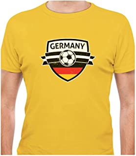 Tstars - Germany Soccer Team Deutschland Fans T-Shirt