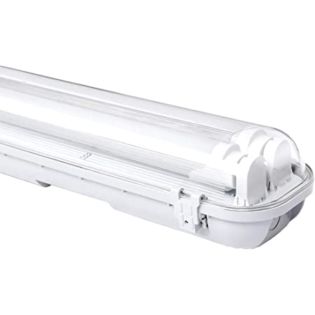 LED Feuchtraumleuchte T8 Wannenleuchte   Leuchte LED Röhre