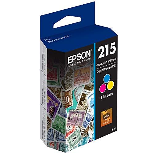 Epson Repuesto de Tinta color Tricolor para WF-100, T215520