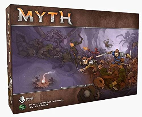 Myth Brettspiel - deutsche Version by Myth Brettspiel - deutsche Version