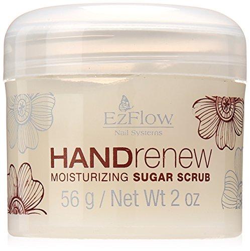 EZ FLOW Handrenew Moisturizing Sugar Scrub, 2 Ounce by EzFlow