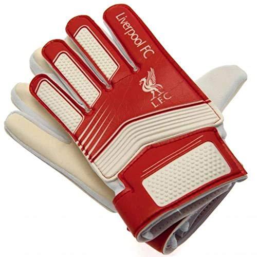 Liverpool F.C. LI04853 Torwarthandschuhe mit Spikes, Mehrfarbig