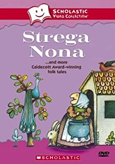 Strega Nona. and More Caldecott Award-Winning Folk Tales (Scholastic Video Collection) [並行輸入品]