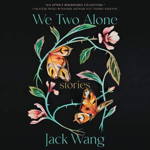 We Two Alone Audiobook By Jack Wang cover art