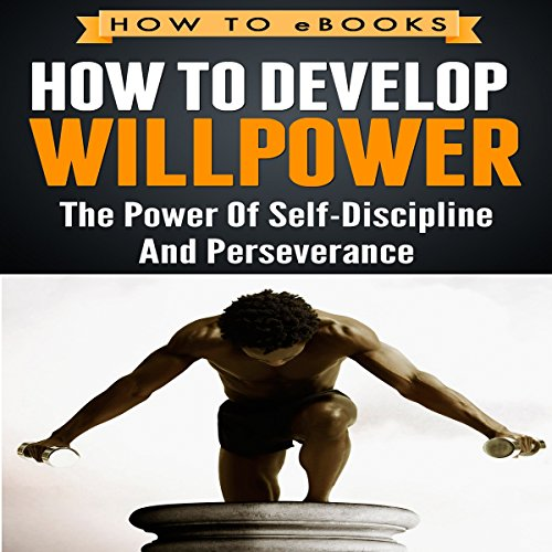 How to Develop Willpower audiobook cover art
