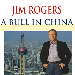 A Bull in China audiobook cover art