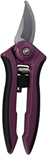 Dramm 18046 ColorPoint Bypass Pruner with Stainless Steel Blade, Berry