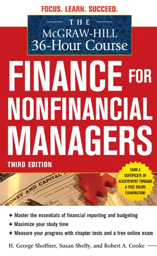 The McGraw-Hill 36-Hour Course: Finance for Non-Financial Managers 3/E...