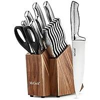 17-Pieces McCook MC20 Premium Knife Sets