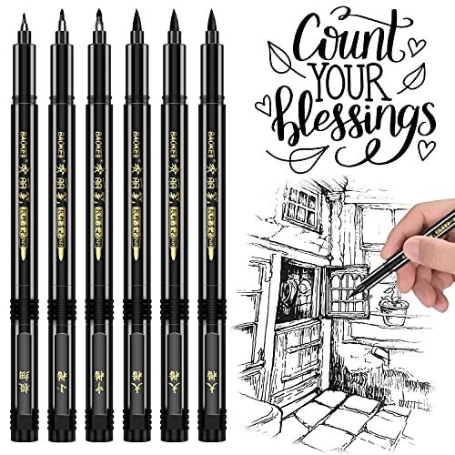 DealKits DealKits 6er-Set Stifte, 4 Größen Bild