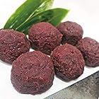 北海道十勝産小豆使用おはぎ3個入 つぶあん使用 冷凍品
