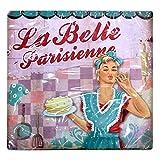 Tovaglioli in stile retrò 'La Belle Parisienne' | decorazione per feste a tema Francia | Parigi | Decorazione di compleanno | Tovaglioli di carta | idea regalo per donne