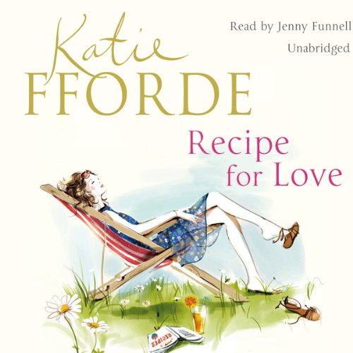 Recipe for Love audiobook cover art