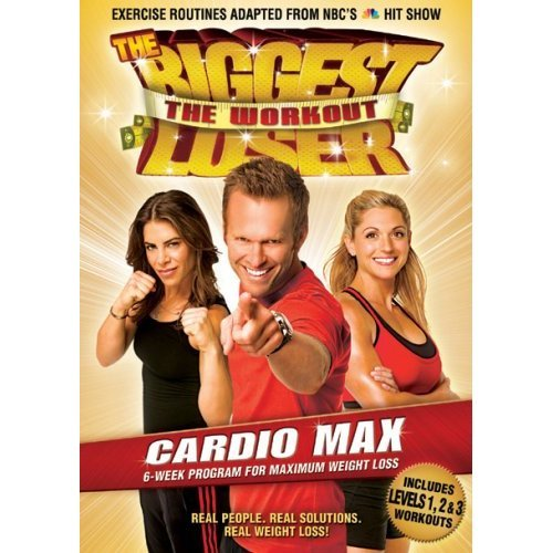 The Biggest Loser The Workout DVD -…