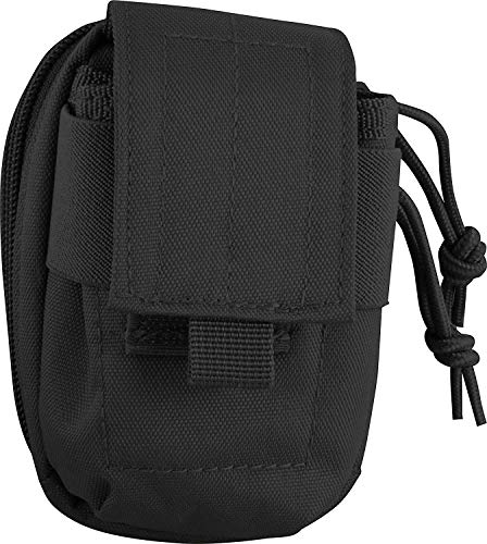 Viper TACTICAL Petite Pochette Utilitaire-Cordura 600D-Noir Adulte Unisexe, Noir, Taille Unique