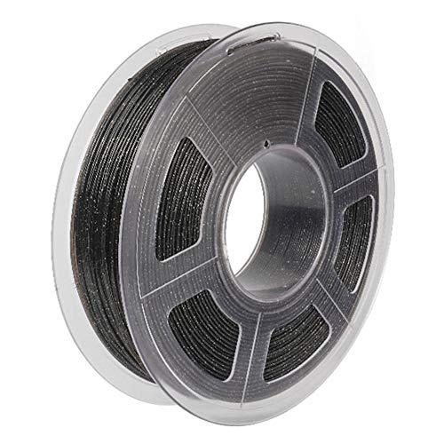 PLA flash 1kg (2.2lb), 3D printer filament 1.75mm, used for 3D printer and 3D pen-Black