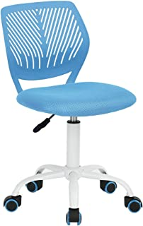 GreenForest Desk Chair for Kids Teens Office Chair with Low Back Armless Adjustable..