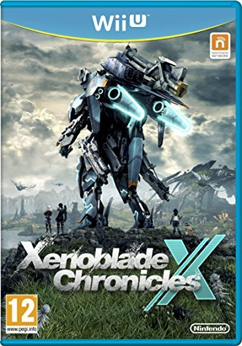 Xenoblade Chronicles X (Nintendo Wii U) by Nintendo