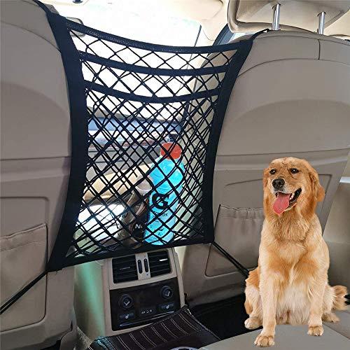 Ecent - Protector trasero para niños, protección para mascotas, barrera para perros, gatos, perros, gatos