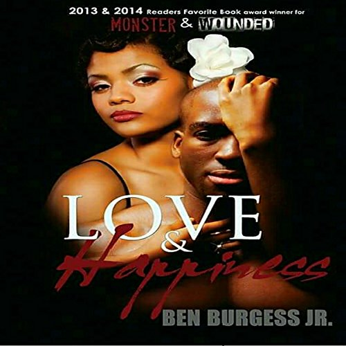 Love and Happiness audiobook cover art