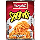 Campbell's Spaghetti Canned Pasta, 15.8 oz. Can (Pack of 12)