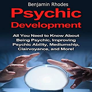 Psychic Development audiobook cover art