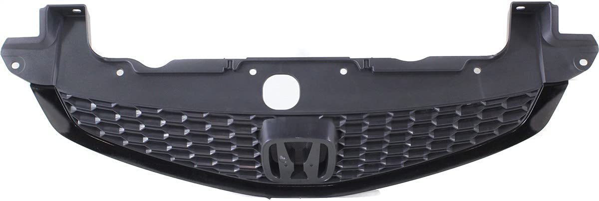 for Civic 12-13 Quantity limited Grille Al sold out. Painted Black Shell Insert S and Coupe