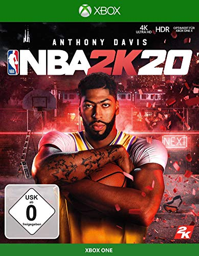 NBA 2K20 Standard Edition - [Xbox One]