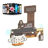 Tablero del cable del cargador USB, tablero del puerto de carga conveniente, uso del teléfono para el PWB LG V30 con ventosa
