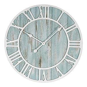 51FEuwgbMlL._SS300_ Coastal Wall Clocks & Beach Wall Clocks