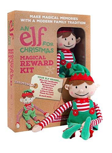 An Elf For Christmas da Elfo per Natale ELF001Boy Magical ricompensa Kit