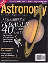 Astronomy the world's best-selling magazine October 2017 vol 45- issue 10 - Remembering VOYAGER 40 YEARS LATER