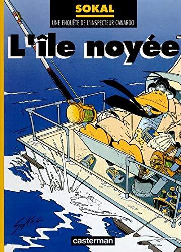 L'Inspecteur Canardo, tome 7 : L'Île noyée