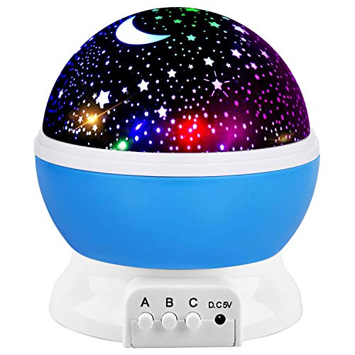 Sternenhimmel Projektor Nachtlicht Sternenhimmel Baby Erwachsene Weihnachten Geschenk Projektor Sternenhimmel für die Dekoration von Hochzeit, Geburtstag, Party