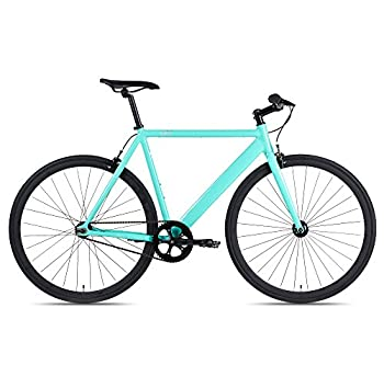 6KU Aluminum Fixed Gear Fixie Urban Track Bike