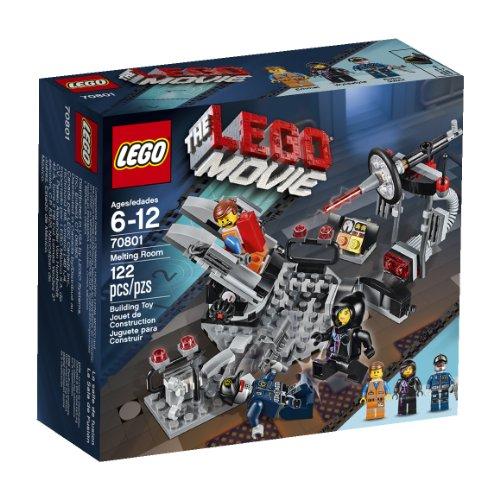 LEGO The Movie Melting Room Niño 122pieza(s) Juego de construcción - Juegos de construcción (Multicolor, 6 año(s), 122 Pieza(s), Niño, 12 año(s))