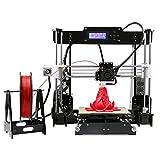 Anet A8 Upgrade Impresora 3D Escritorio DIY Kit MK8 Upgrade | Incluida Tarjeta SD 8Gb y 1...