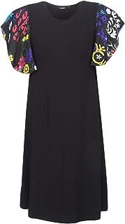 Desigual womens DRESS CRISBELL Dress