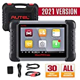 Autel Scanner MP808 Active Test OE-Level Diagnostic Scan Tool, All Systems Diagnoses with Oil Reset/IMMO/EPB/SAS/BMS/TPMS/DPF etc. for Car Professionals, Upgraded DS808