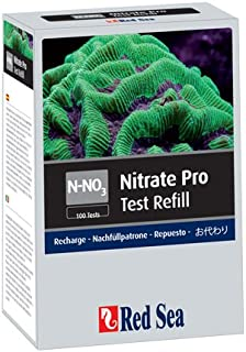 Red Sea 23167 Nitrate Pro 100 Tests Refill