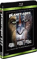 猿の惑星 プリクエル ブルーレイコレクション (3枚組) [Blu-ray]
