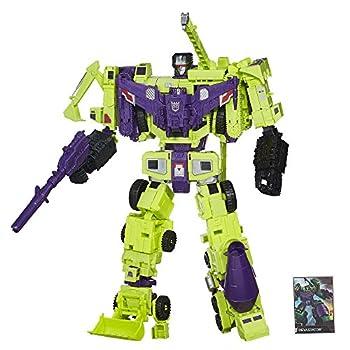 Transformers Generations Combiner Wars Devastator Figure Set  Amazon Exclusive