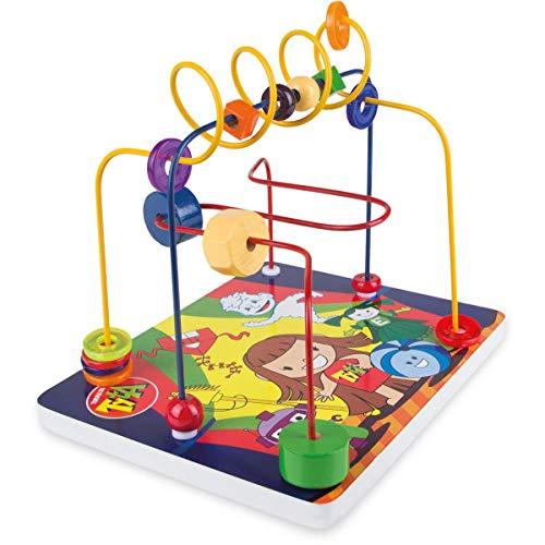 Brinquedo Pedagogico Aramado Turma Da Tyta Carlu Multicor